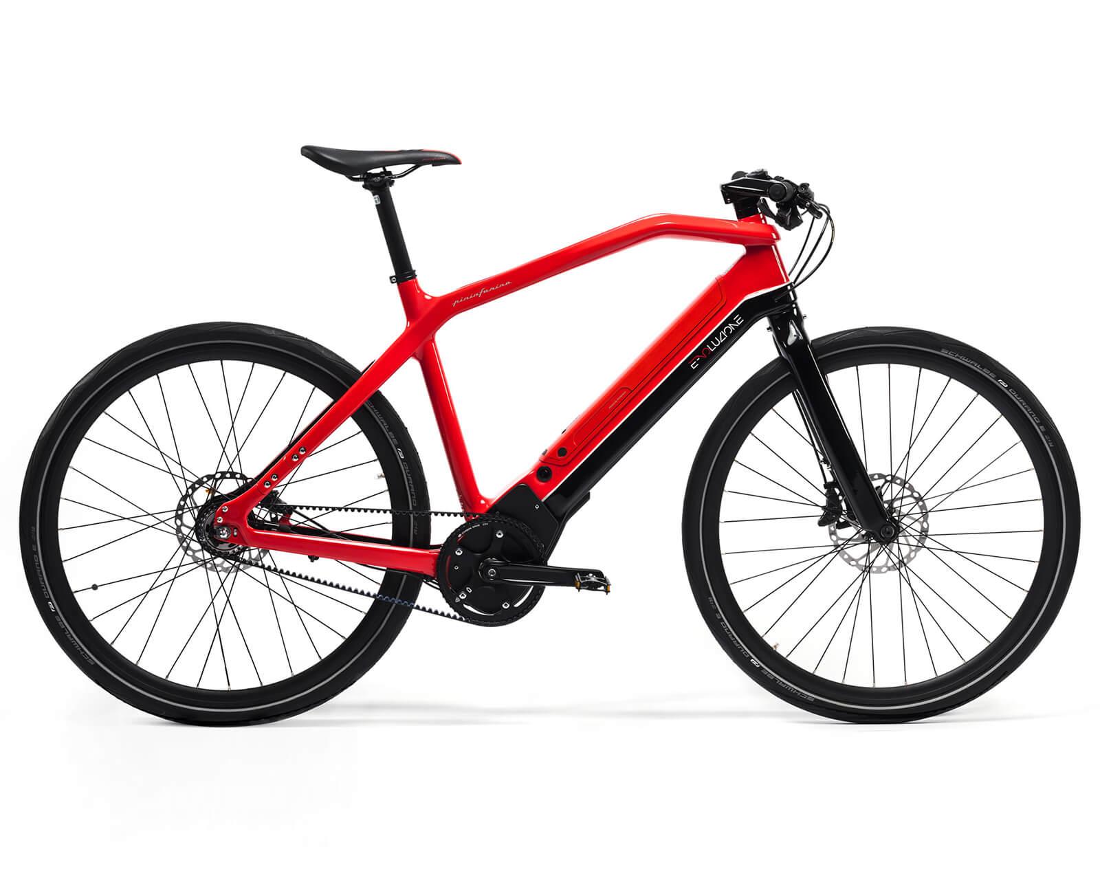 matteo nanni pinifarina e-bike biciclette