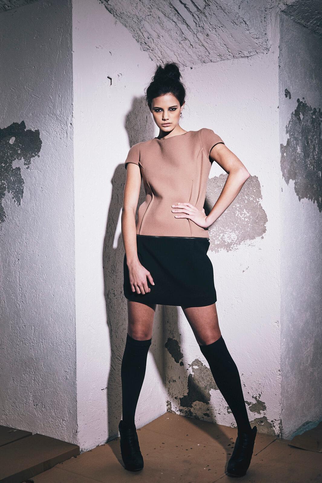 Matteo nanni moda Francesca Marchisio